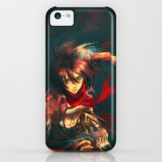 Worth a Hundred Soldiers Slim Case iPhone 5c
