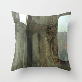 Liminal03 Throw Pillow