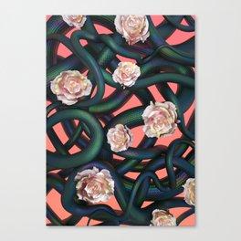 girlbelike Canvas Print