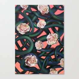girlbelike Canvas Print