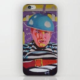 Pugsley Addams iPhone Skin
