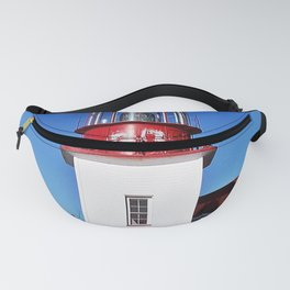 Lighthouse Cap-Chat Quebec Fanny Pack