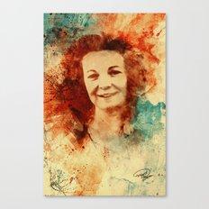 SHE III Canvas Print
