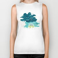 tfios Biker Tanks featuring Stars and Constellations by Risa Rodil