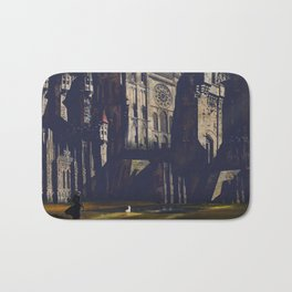 Whitestone Castle Bath Mat