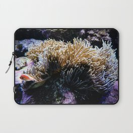 Understated Anemone Laptop Sleeve