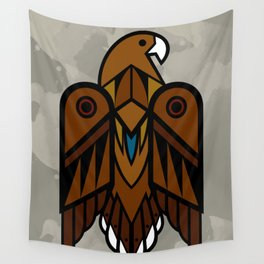 Golden Eagle Wall Tapestry