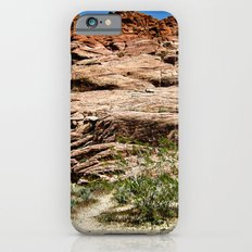 Red Rocks I Slim Case iPhone 6s