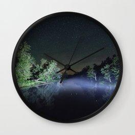 Mersey Mist Wall Clock