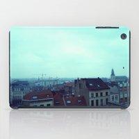 brussels iPad Cases featuring Brussels by Liselotte Verhagen