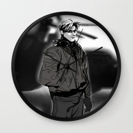 hetalia pilot America Wall Clock