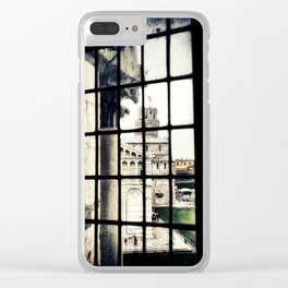 Pisa Cathedral Clear iPhone Case