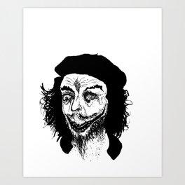 Che GueVARA Art Print