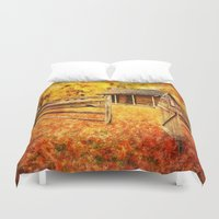 welcome Duvet Covers featuring Welcome by ThePhotoGuyDarren