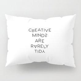 Creative Minds Pillow Sham