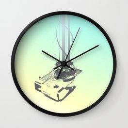 Camera Lucida Wall Clock