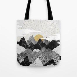 Sun rise Tote Bag