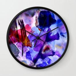 The arrogant Panda Wall Clock