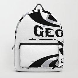 george strait cowboy rides away Backpack