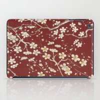 sakura iPad Cases featuring Sakura by Paula Belle Flores