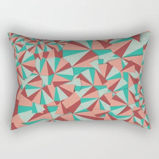 Marsala Pattern Rectangular Pillow