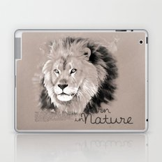 Lion (BornInNature) Laptop & iPad Skin
