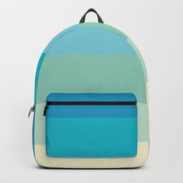 Summer colors 3 Backpack