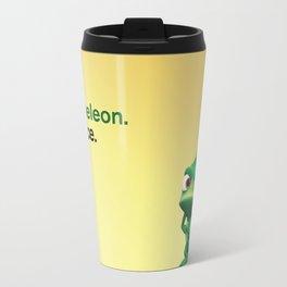Nuance - Tangled - Gold Travel Mug