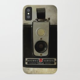 Brownie Hawkeye iPhone Case