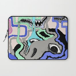 Strange Vision Laptop Sleeve