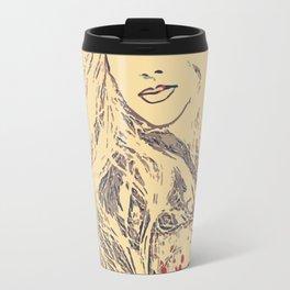 Splatter Beauty Travel Mug