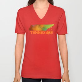 Tennessee Love Unisex V-Neck