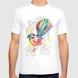 Vibrant Fantail T-shirt