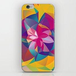 Acid Blossom iPhone Skin