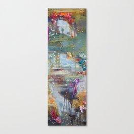 Gravity Float Canvas Print