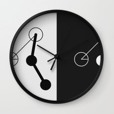 defiance against time Wall Clock