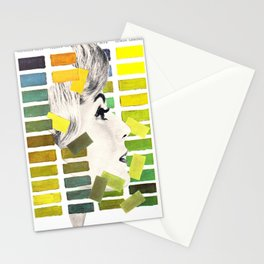 yellow oc Stationery Cards