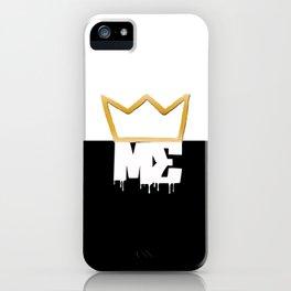 Modesty's End - 1/2n1/2 Crwn iPhone Case