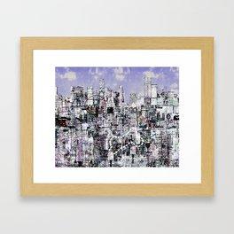 Metropolis 500  Framed Art Print