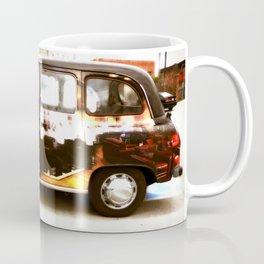 British Taxi Coffee Mug