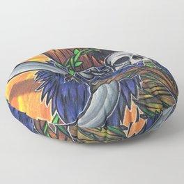 Pumpking Terraria Floor Pillow