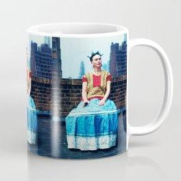 FRIDA IN NEW YORK Coffee Mug