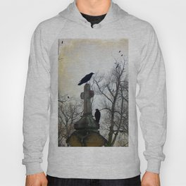 A Gatherng Of Crows Hoody