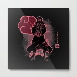 The Uchiha Metal Print