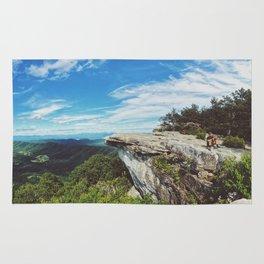 McAfee Knob •Appalachian Trail Rug