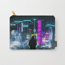 Cyber City Carry-All Pouch
