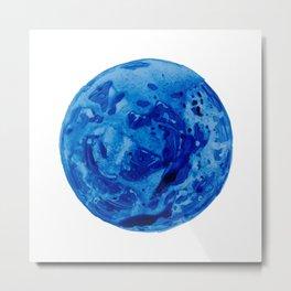 Planet 2 Metal Print