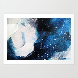 Palette No. Twenty Art Print