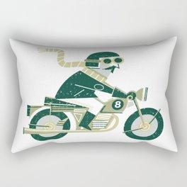 Motorbike Rectangular Pillow