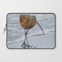 Long Billed Curlew Laptop Sleeve